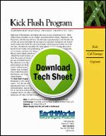 Download Kick Flush program tech sheet