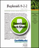 Download Replenish 8-2-2 tech sheet