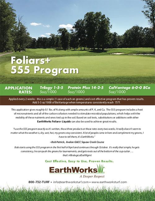 555 Program Sheet