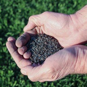 Earthworks Dry Fertilizer