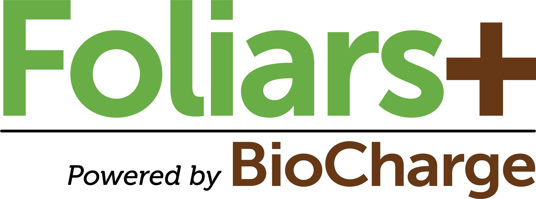 Foliars+ powered by BioCharge