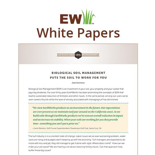 Earthworks White Papers